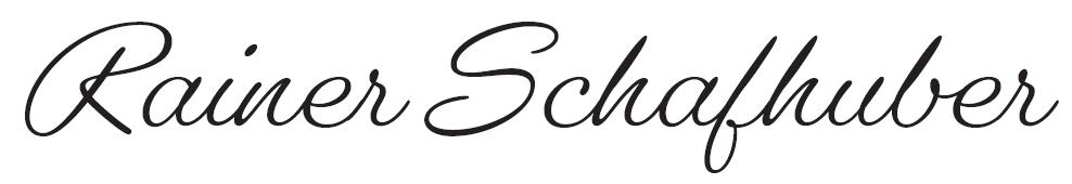 Rainer Schafhuber